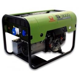 Groupe Électrogène portable PRAMAC S9000 - 230V 50HZ DIESEL MONOPHASE - ELECTRIQUE
