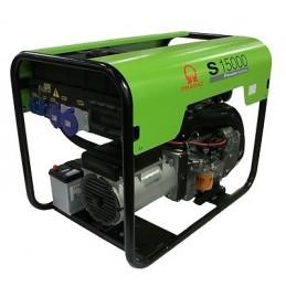 Groupe Électrogène portable PRAMAC S15000 - 230V 50HZ DIESEL MONOPHASE - ELECTRIQUE HEU