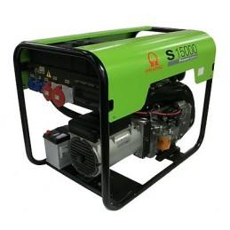 Groupe Électrogène portable PRAMAC S15000 TF - 400V 50HZ DIESEL TRIPHASE - ELECTRIQUE