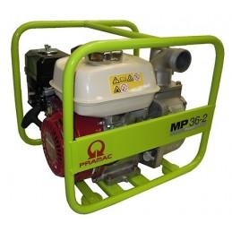Motopompe pour eau claire PRAMAC MP 36-2 - Essence manuel - 600 l/min