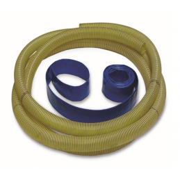 """Kit tuyaux complet diamètre 2"""" (ASPI 5 m/ REFOUL 25 m ) pour motopompes Pramac"""