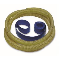 """Kit tuyaux complet diamètre 3"""" (ASPI 5 m/ REFOUL 25 m ) pour motopompes Pramac"""