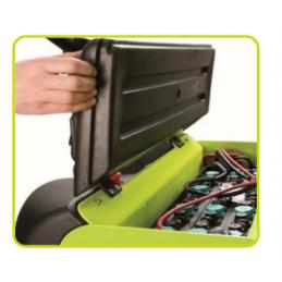Batterie LX (II Ed) 24 V - 225 Ah pour gerbeurs LX PRAMAC