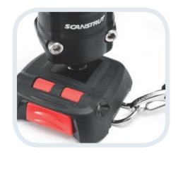 ROKK Mini Longe de sécurité  - SCANSTRUT