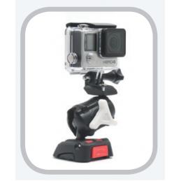 ROKK Zoom Support pour GoPro - SCANSTRUT