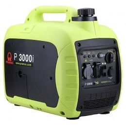 Groupe Électrogène portable PRAMAC P3000i POWERRUSH - 230V INVERTER ESSENCE MONOPHASE MANUEL