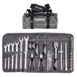 Sacoche d'outils, Basic line, 41 pièces