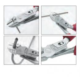 Pinces coupantes diagonales à levier - haute performance KW hightech 200 - KRAFTWERK