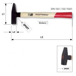 Marteau de serrurier - 100 g à 1500 g - KRAFTWERK