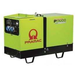 Groupe Électrogène portable PRAMAC P11000 - 400V 50HZ DIESEL TRIPHASE - ELECTRIQUE - 2 versions : IPP ou prise CONN