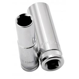 "Douille extra longue 3/8"" - de 18 mm à 22 mm - KRAFTWERK"