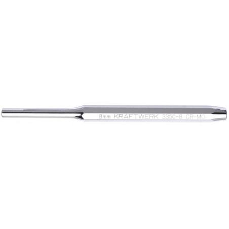 Chasse-goupilles poli miroir 2 mm à 8 mm - KRAFTWERK