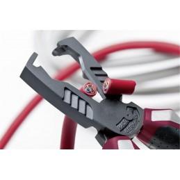 Pince à dénuder multifonction KW hightech 3en1 180 mm - KRAFTWERK