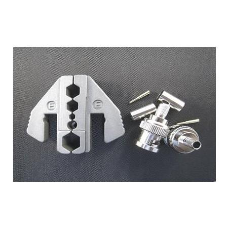 Mâchoires pour connecteurs coaxiaux - KRAFTWERK