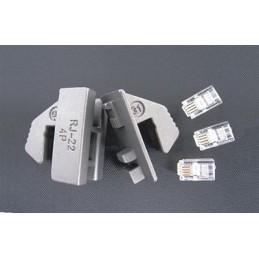 Mâchoires pour connecteurs RJ22 - KRAFTWERK