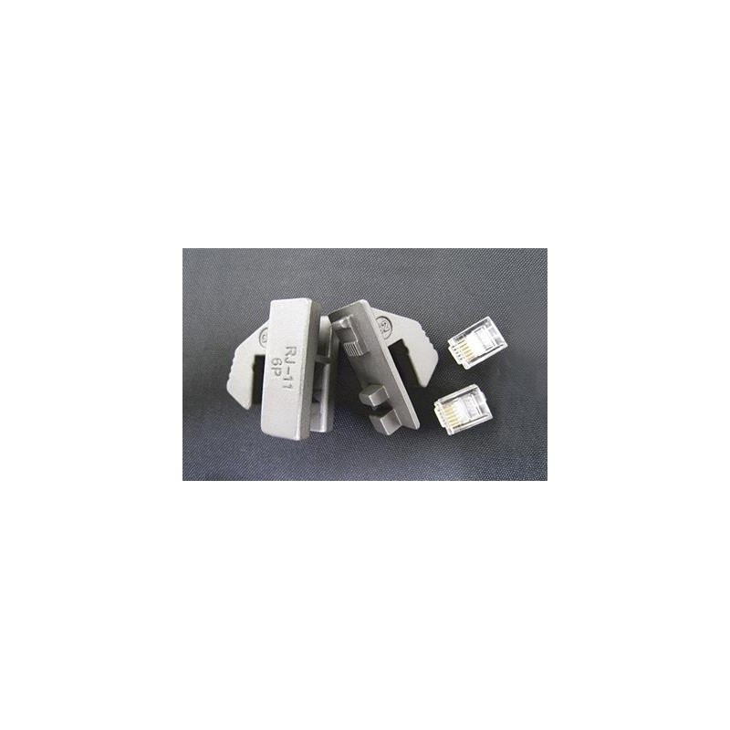 Mâchoires pour connecteurs RJ11-RJ12 - KRAFTWERK