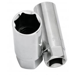 "Douille pour bougie 1/2""- 16 et 21 mm - KRAFTWERK"