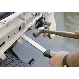 Outil découpage plat pour carrosserie- KRAFTWERK