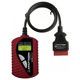 Testeur OBD-II, appareil diagnose véhicules - KRAFTWERK