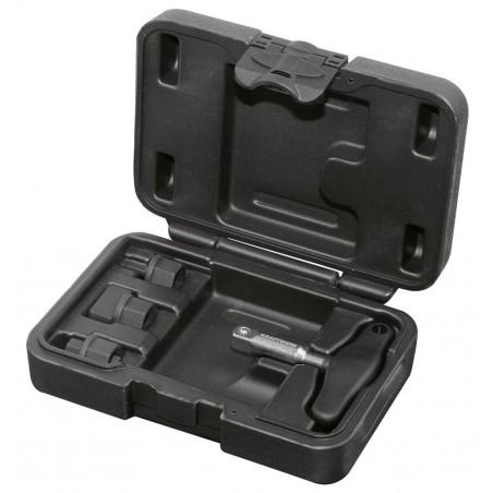 Coffret d'outils de vidange en plastique, 4 pièces - KRAFTWERK