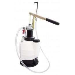 Remplisseur d'huile 7.5 litres avec 8 adaptateurs - KRAFTWERK