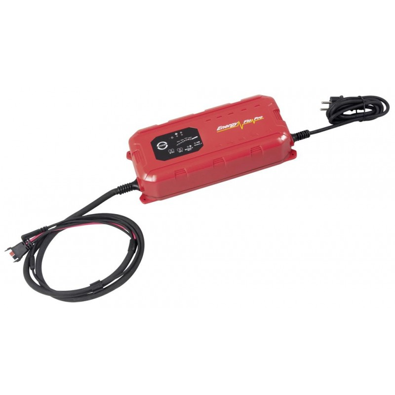 Chargeur batterie intelligent 12/24V 25A - KRAFTWERK