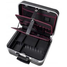 Coffret en ABS à roulettes P395, vide- KRAFTWERK