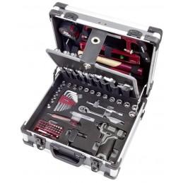 "Coffret d'outils B152, 1/4"" + 3/8"", 103 pièces- KRAFTWERK"
