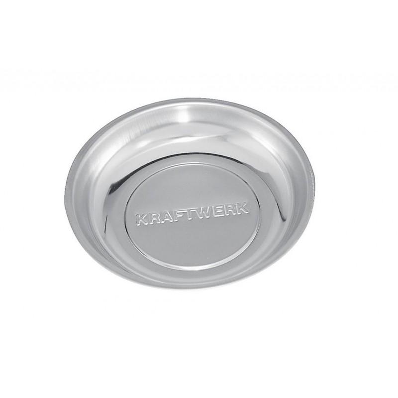 Coupelle magnétique inox Ø150x40x40 mm