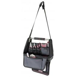 Sacoche à outils avec sangle 390 mm - sans outils - KRAFTWERK