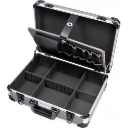Coffret d'outils vide Basic en aluminium - KRAFTWERK
