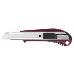 Couteau universel en métal, 18 mm - KRAFTWERK