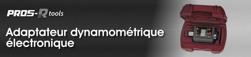 Adaptateur dynamométrique électronique